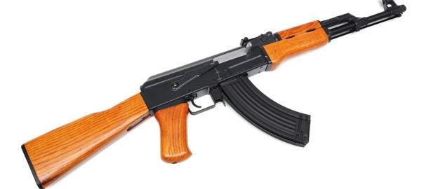 Assult rifle AK47