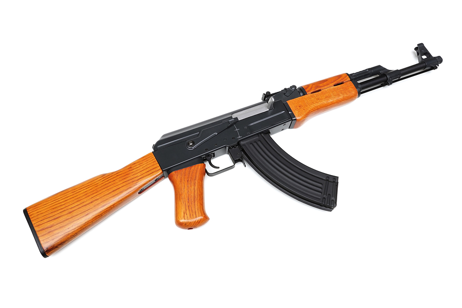 History of the AK 47 Assault Rifle
